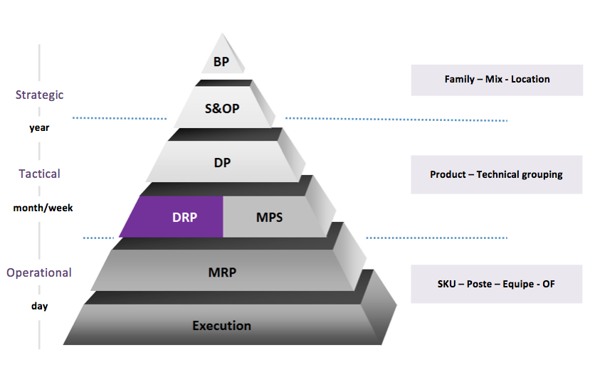 Drp Distribution Requirement Planning In Sap Apo