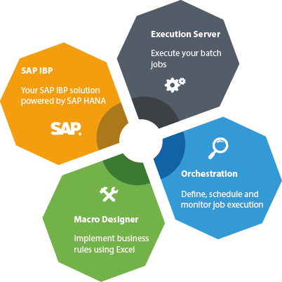 SAP IBP Macro manager (SAP Integrated Business Planning)